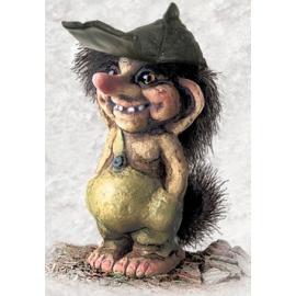 840019 Troll boy with cap