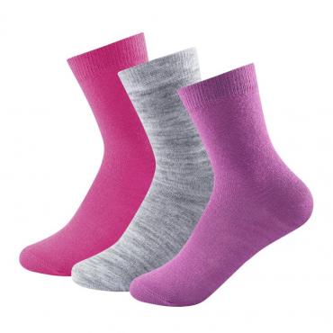 DAILY LIGHT Kid Sock 3pk