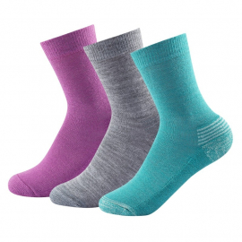 DAILY MEDIUM Kid Sock 3pk