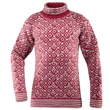 SVALBARD Sweater HIGH Neck