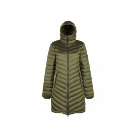 Ultra Light Down coat lady green