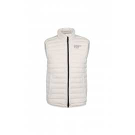 Ultra Light Down Vest Unisex White