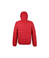 Ultra Light Down Jacket Unisex Red