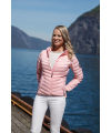 Ultra Light Down Jacket Lady Light Pink