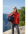 Ultra Light Down Jacket w/hood, Red