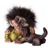 840046 Troll with dog