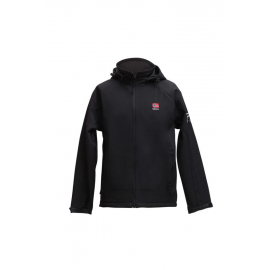 Softshell Jacket Unisex Black