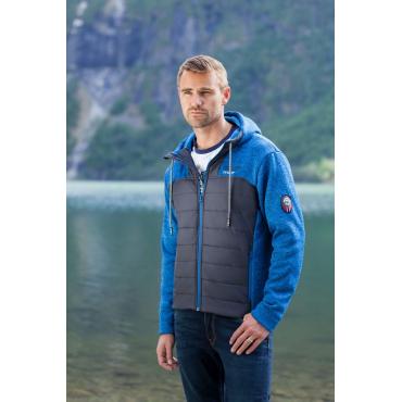 Combi Unisex jacket blue/grey