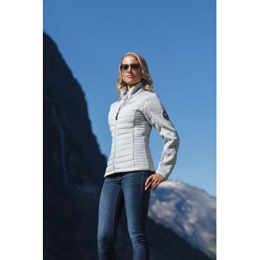 Combi Jacket Grey Lady