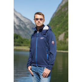 Shell Jacket Navy Unisex