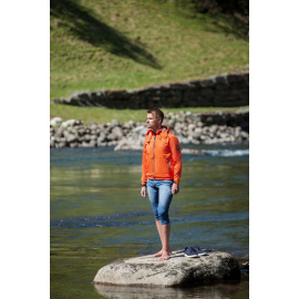 Shell Jakke Unisex Orange