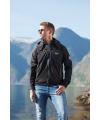 Shell Jacket Black Unisex