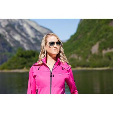 Shell Jacket Lady Pink