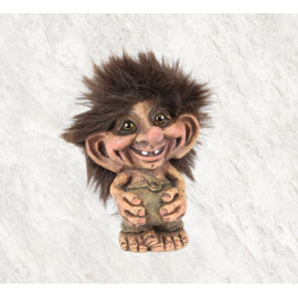 840060 Troll boy with long nose