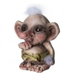 840075 duende del bebé chuparse el dedo