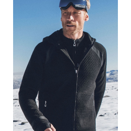 Jotunheimen knitshell men's jacket