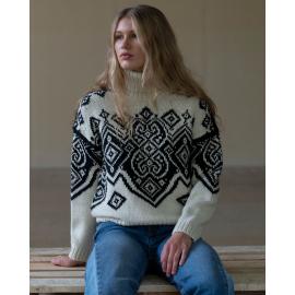 Falun women's sweater