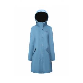 Rain Coat Lady Blue