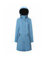 Rain Coat Lady Blue