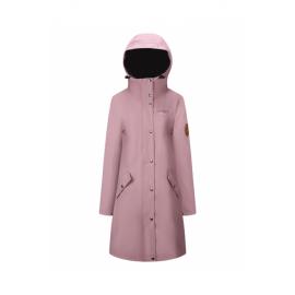 Rain Coat Lady Black