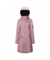 Rain Coat Lady Pink