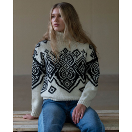 Falun women's sweater