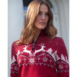 Dale Christmas women's sweater