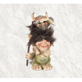 840063 Troll med litt viking