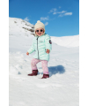 Ultra Light Down Jacket Kids Light Green