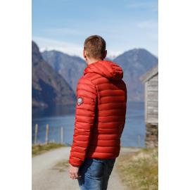 Ultra Light Down Jacket Chilli Unisex