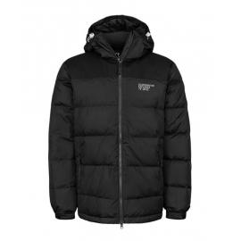 Heavy Unisex Down Jacket Black