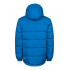 Unisex Down Jacket Thick Blue