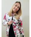 Flower Jacket Pink