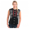 Wool vests